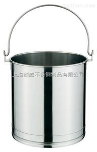 304不銹鋼提手垃圾桶價格