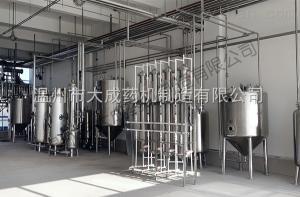 DT-1000/3000/6000L提取、濃縮、樹脂層析柱-大成藥機