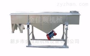 化工塑料颗粒碳钢直线振动筛