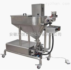 安徽浩悅半自動液體灌裝機