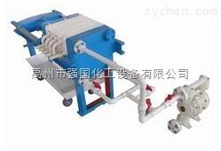 實驗室小型隔膜壓濾機