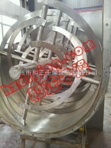 WLDH-4000膏狀物料混合專用臥式螺帶混合機  雞肉精膏混合機生產廠家