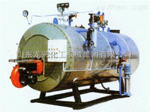 山東龍興臥式燃油蒸汽鍋爐