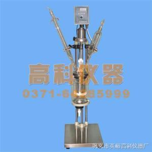2L双层玻璃反应器