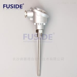 7101FUSIDE装配式B型防水接线盒可内置变送模块热电阻Pt100温度传感器