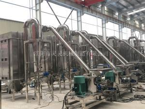 WFJ碳酸氢铵粉碎机
