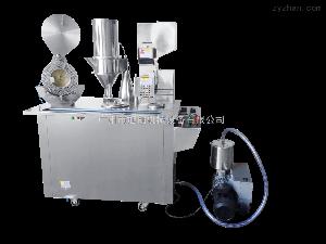 DTJ-C廣州旭朗廠家直銷不銹鋼半自動膠囊填充機