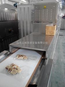 真空包裝的食品殺菌方法 微波殺菌設備