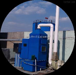 F3小型尾气吸收塔 生物除臭成套设备 不锈钢喷淋塔