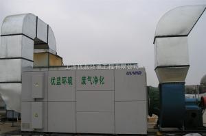 uland-F1等離子除臭 印刷廢氣處理設備 低溫等離子廢氣處理設備