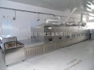 红豆烘熟设备 微波烘焙设备优势