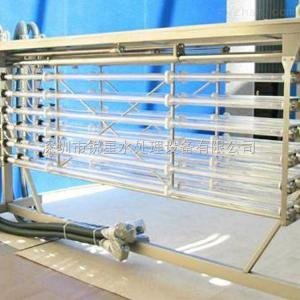 PXG-UV-M锐星明渠式紫外线杀菌器、紫外线消毒器、自来水消毒器