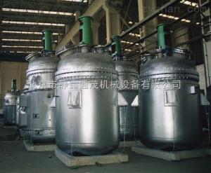 100-10000L北京電加熱反應釜 -設備廠-北京市靜鑫通茂