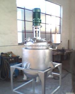 100-10000L北京電加熱反應釜 -生產廠家-北京市靜鑫通茂