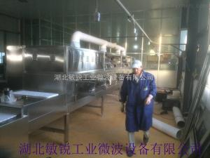 MR-30KW工業隧道式微波滅菌