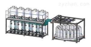 newsep-82乳酸分離提純/有機酸分離純化/欣賽科技連續離交連續離子交換工藝
