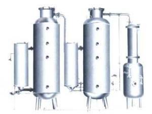 WZ1双效真空蒸发器厂家