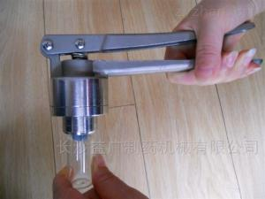 SZ-13/13ASZ-15A口服液瓶手工壓蓋鉗