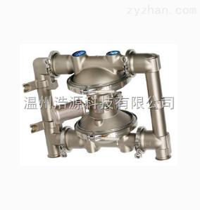 衛生級隔膜泵