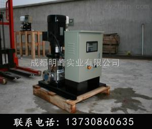 变频恒压生活供水设备 无负压小区搞成生活供水成套装置 环保设备