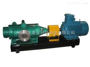 2GSD双吸双螺杆泵2GSD双吸单机封双螺杆泵