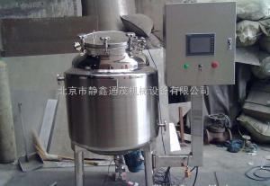 100L-10000L移动搅拌罐生产厂家-北京市静鑫通茂