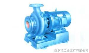 ISWISW型臥式離心泵