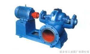 SH、SSH、S型離心泵