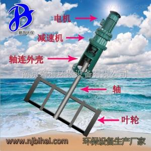 JBK-1500廠家直銷 JBK-1500 大直徑加厚加固型液體混合框式潛水攪拌機