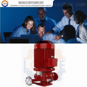 LOCKE进口立式单级恒压切线消防泵(德国洛克)