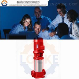 LOCKE进口立式多级消防泵(德国洛克)