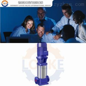 LOCKE進口鑄鋼立式多級泵(德國洛克)