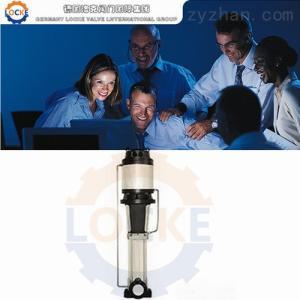 LOCKE进口静音型不锈钢立式多级离心泵(德国洛克)