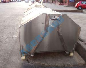 罐體容器-不銹鋼儲罐加工