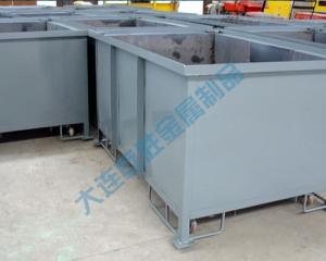 垃圾回收箱-鈑金加工-大連鉚焊
