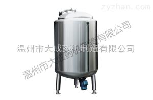 Ct-50-5000 磁力搅拌桶-浓稀配罐厂家-大成药机