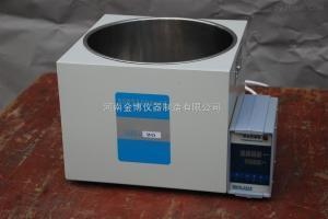 HH-WO-3L河南金博儀器廠家直銷智能數顯恒溫油水浴鍋,油水兩用