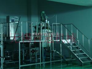 ZJR-H乳霜膏乳化機