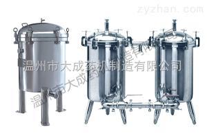 KLG-300快快快過濾機-濃稀配罐生產-大成藥機
