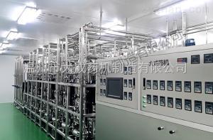 DTS-5高壓差冷提取濃縮-濃稀配罐供應-大成藥機