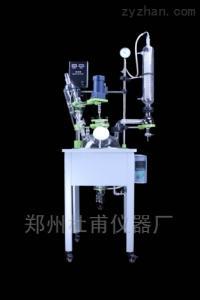 F-5L单层玻璃反应釜.反应器实验室
