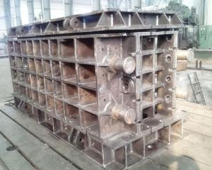 鉚焊件鑄造沙箱鉚焊件鑄造沙箱-大連鉚焊加工