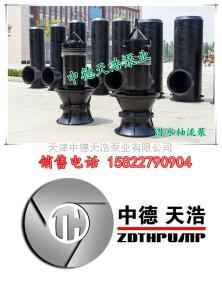qzb天津潛水軸流泵價格 潛水軸流泵安裝圖