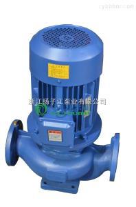 ISG65-125 3KW管道泵ISG65-125 3KW立式增壓管道泵 冷熱水離心不銹鋼防爆管道泵