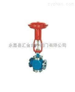 ZMAN气动薄膜双座调节阀不锈钢材质