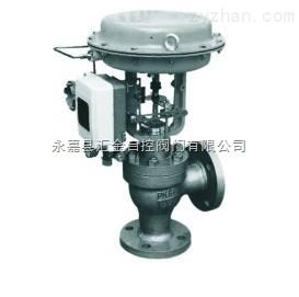 气动薄膜角形高压调节阀ZMSA-320