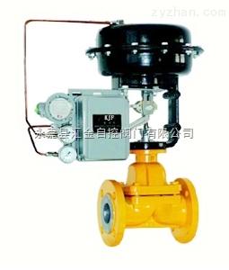 ZMAPF-16W气动薄膜衬氟塑料单座调节阀