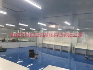 【工程案例】淄博齐开电力电子净化车间顺利完工