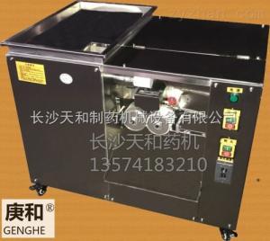 WZ-502017新款中药制丸机,不要引条,垂直下料制丸机