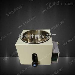 HH-WO智能恒溫多功能油水浴鍋 手動升降油浴鍋